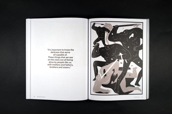 Cleon Peterson interview
