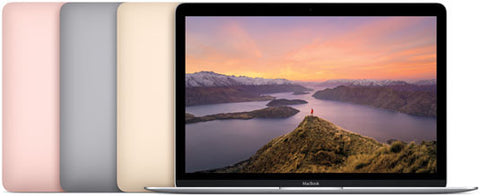 MacBook Retina, 12-inch (Early 2016)