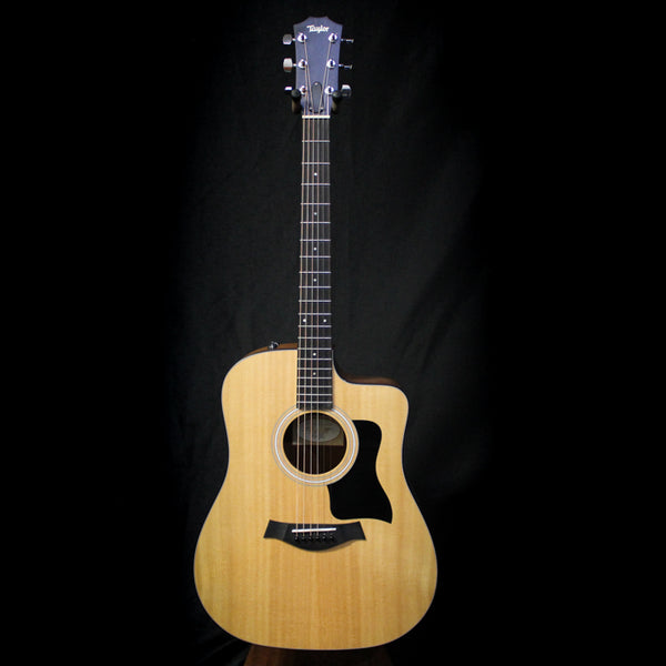 Used Taylor 110ce Acoustic Electric Guitar 122119