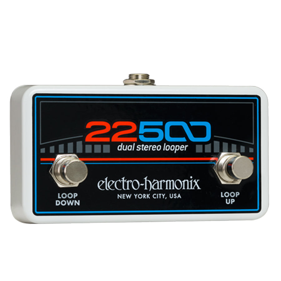 Electro Harmonix 22500 Foot Controller for Dual Stereo Looper
