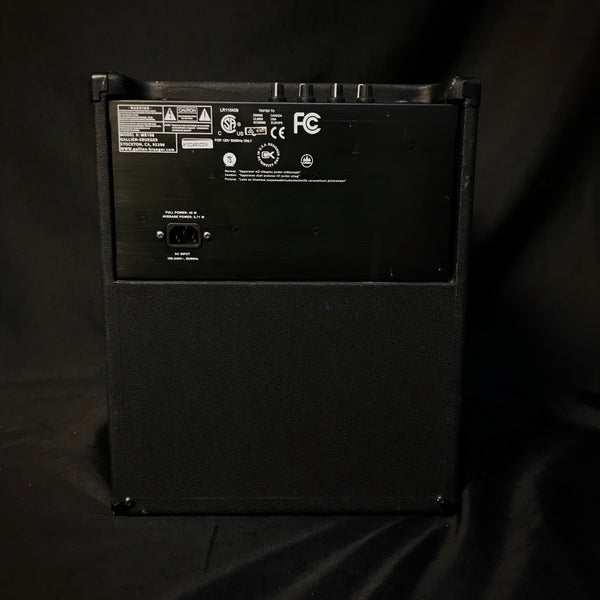 "Used Gallien-Krueger MB108 25w 1x8"" Bass Combo 020921"