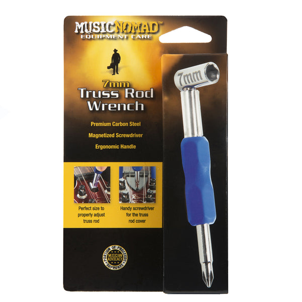 Music Nomad Premium Truss Rod Wrench - 7mm