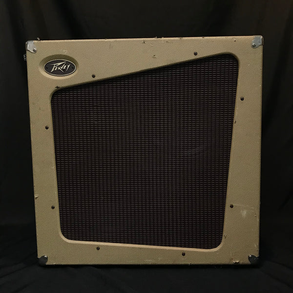 "Used Peavey Classic 212 2x12"" Tweed Cabinet 072820"