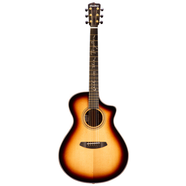 Breedlove Jeff Bridges Amazon Concert CE Acoustic Electric Guitar w/ Bag - Sunburst