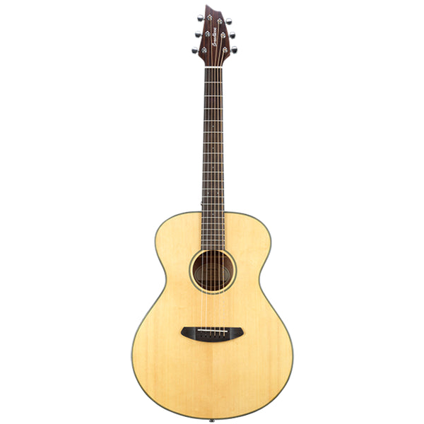 Breedlove Discovery Concert Left Handed Acoustic Guitar w/ Bag - Sitka Spruce