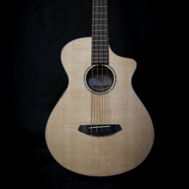 Breedlove Pursuit Concert CE Acoustic Bass - Sitka / Mahogany