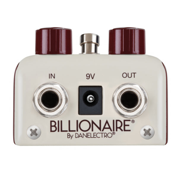 Danelectro Billionaire BP-1 Pride of Texas Overdrive Pedal