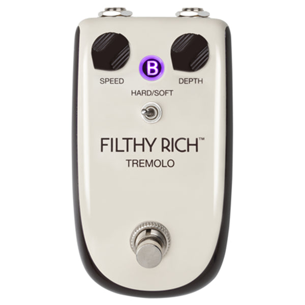 Danelectro Billionaire BT-1 Filthy Rich Tremolo Pedal