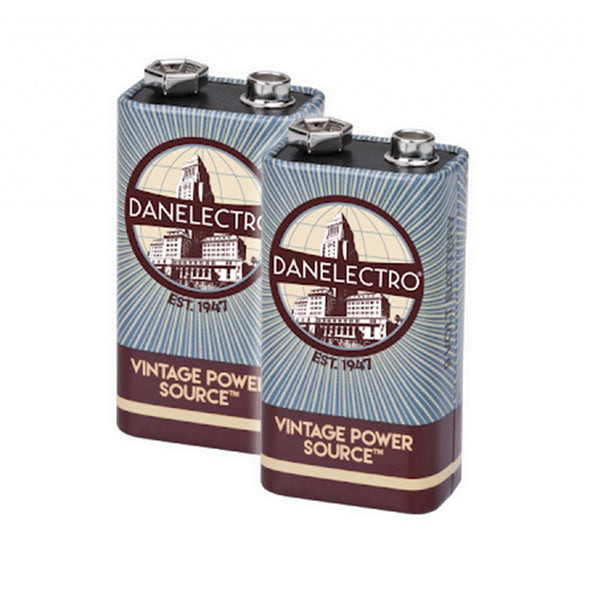 Danelectro Vintage Power Source 9v Battery