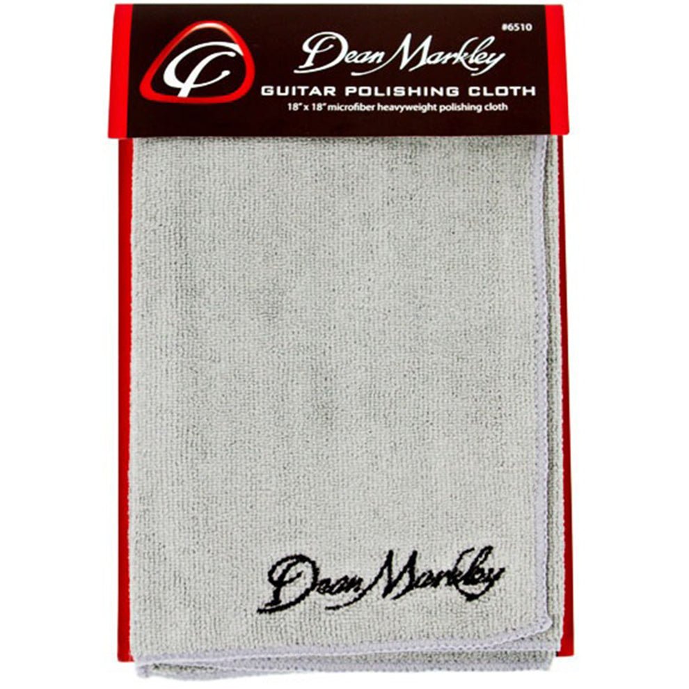 Dean Markley Guitar Polishing Cloth