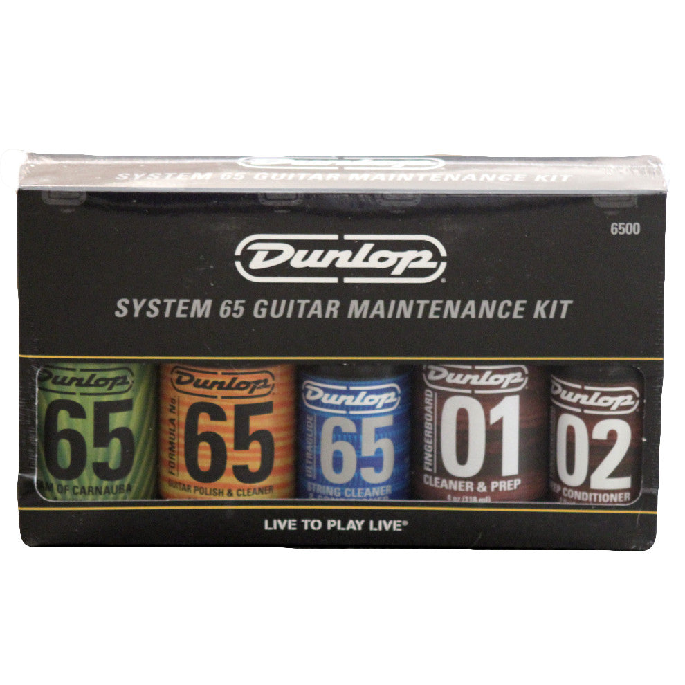 Dunlop System 65 Guitar Maintenance Kit