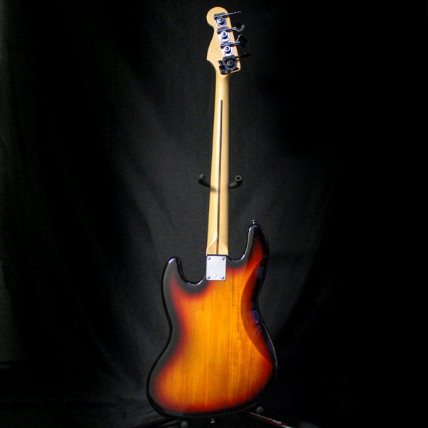 Used Squier Vintage Modified Fretless Jazz Bass 092219