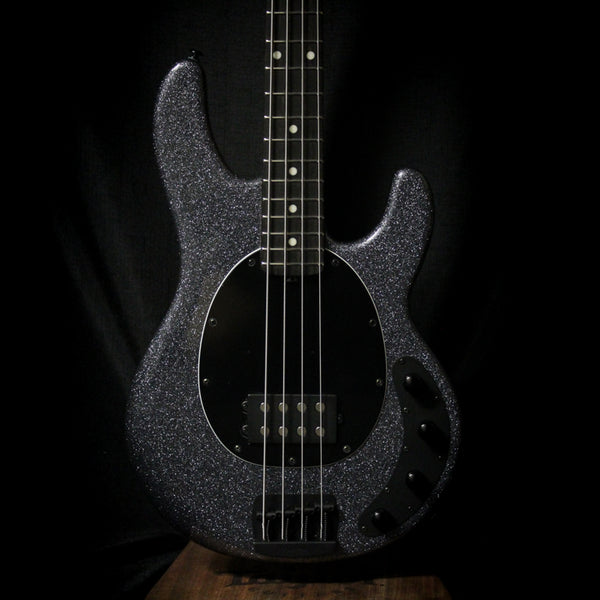 Ernie Ball Music Man StingRay Special H - Charcoal Sparkle with Ebony Fingerboard