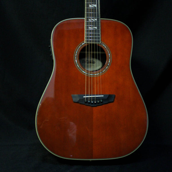 D'Angelico Excel Lexington w/ Case - Auburn
