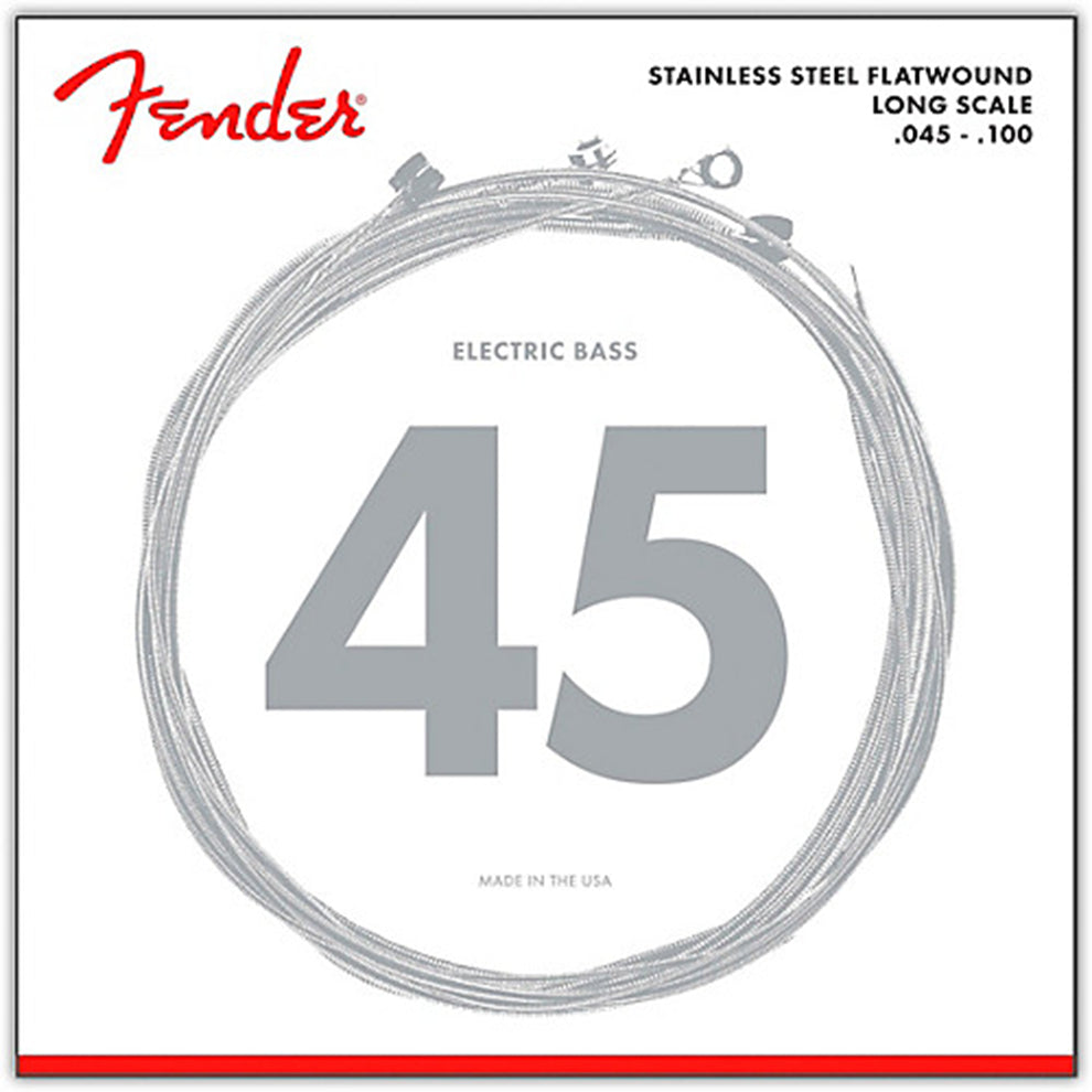 Fender 9050L Flatwound Bass Strings