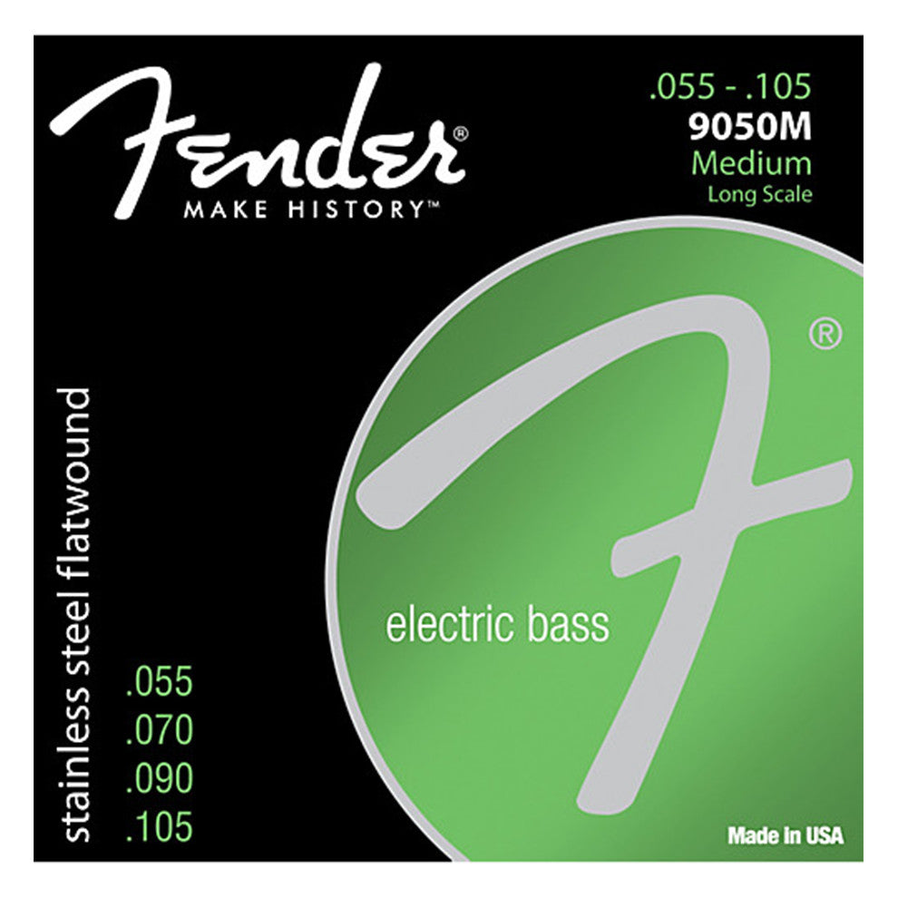 Fender 9050M Flatwound Bass Strings