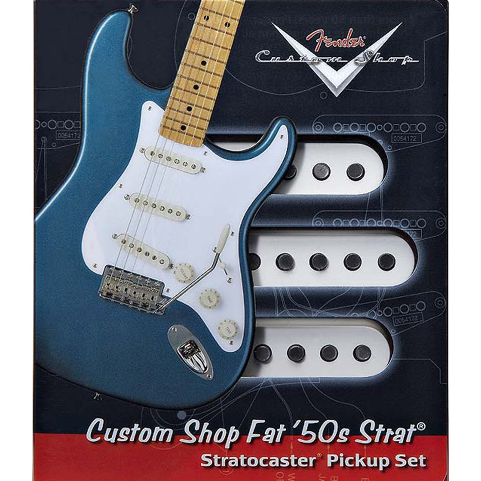 Fender Custom Shop Fat 50s Strat Pickups