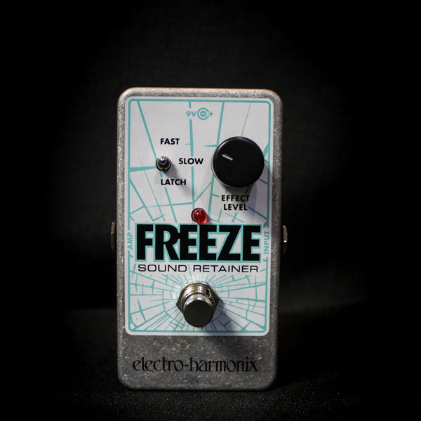 Used Electro Harmonix Freeze Infinite Sustain Pedal 011220