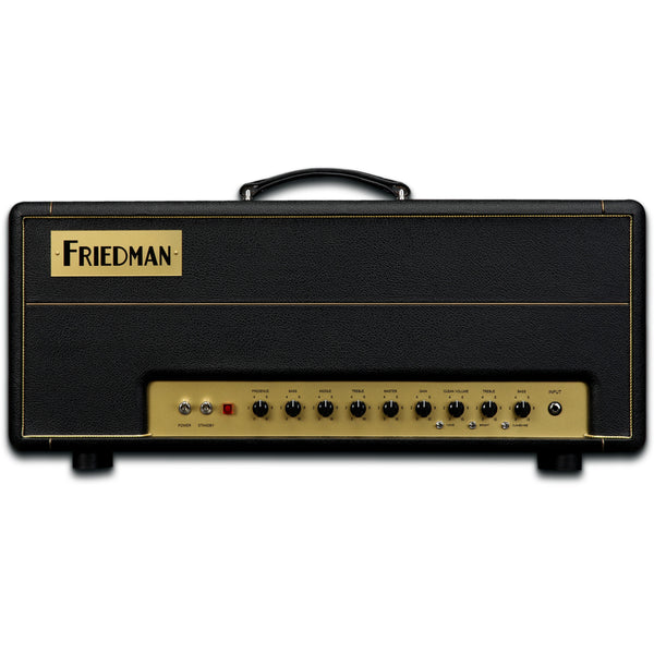 Friedman BE100 Brown Eye 100w Handwired Tube Head