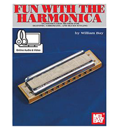 Mel Bay's Fun with Harmonica Book