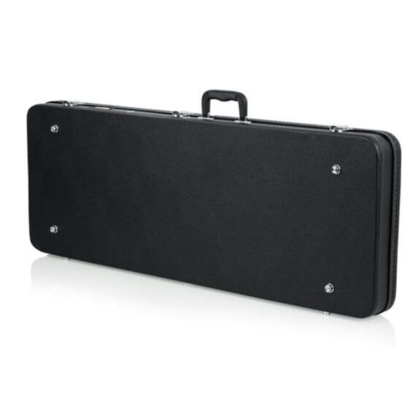 Gator Cases - Hard Shell Wood Case for Jaguar Style Guitars