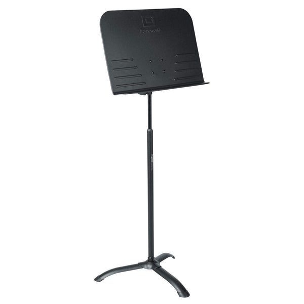 Gator Frameworks Heavy Duty Sheet Music Stand - Friction Clutch Height Adjustment