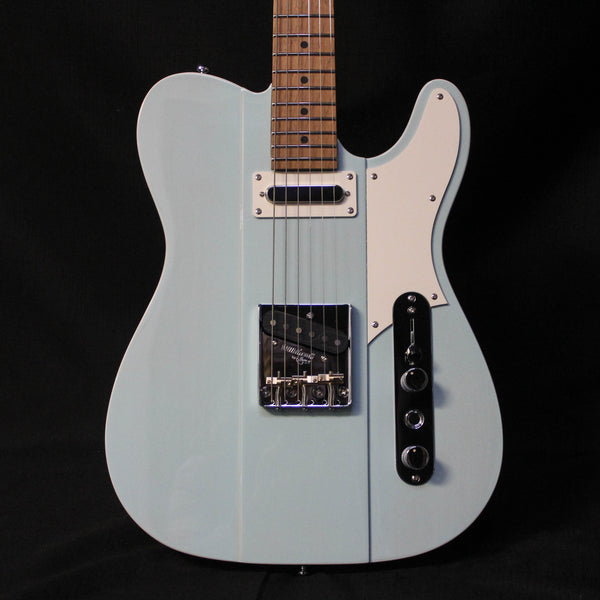 Reverend Greg Koch Signature Gristlemaster Electric Guitar - Blucifer
