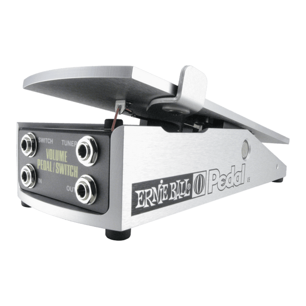 Ernie Ball Mono Volume Pedal with Switch - 250k