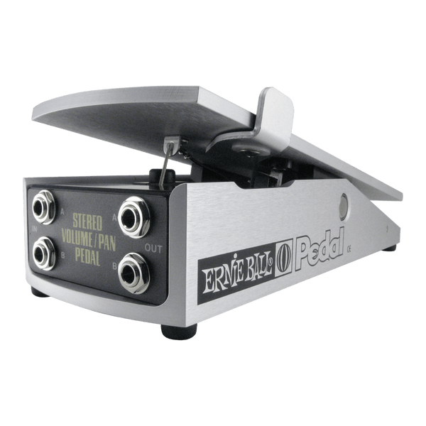 Ernie Ball Stereo Volume/ Pan Pedal- 500k