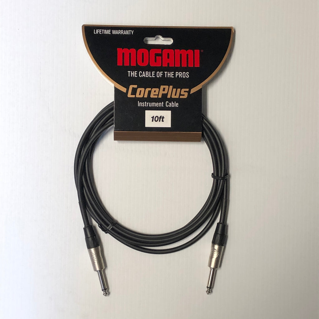 Mogami CorePlus Instrument Cable - 10'