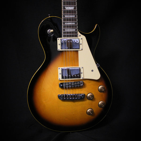 Aria Pro II PE-350STD Electric Guitar - Aged Vintage Sunburst
