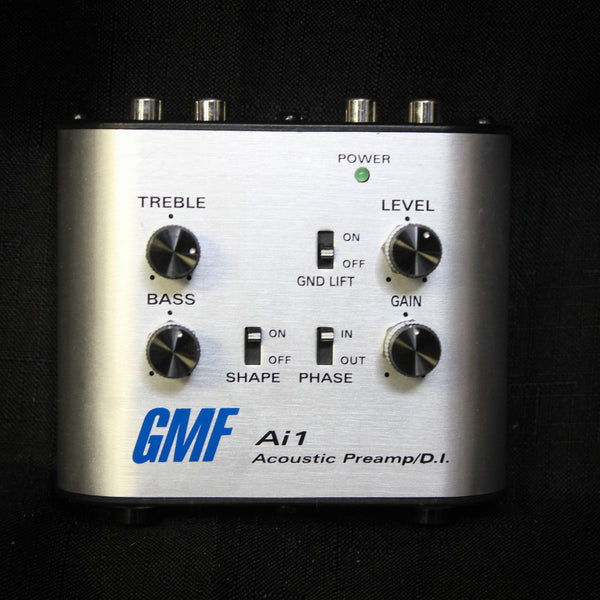 Used GMF Ai1 Acoustic Preamp / D.I. 033021