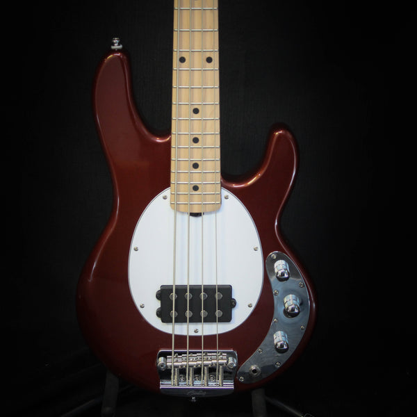 Sterling StingRay Short Scale Electric Bass - Dropped Copper
