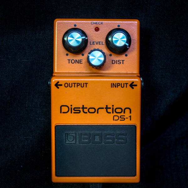 Used Boss DS-1 Distortion Pedal 061119