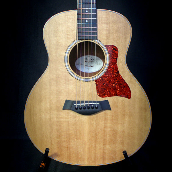 Used Taylor GS Mini Acoustic Guitar w/ Bag - Walnut - 062219