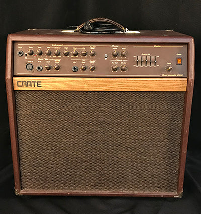 Used Crate CA112 Acoustic Guitar Amp