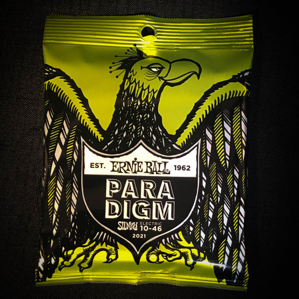 Ernie Ball Paradigm Electric Strings - Regular Slinky