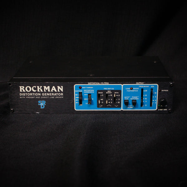 Vintage 1988 Rockman Distortion Generator 051720