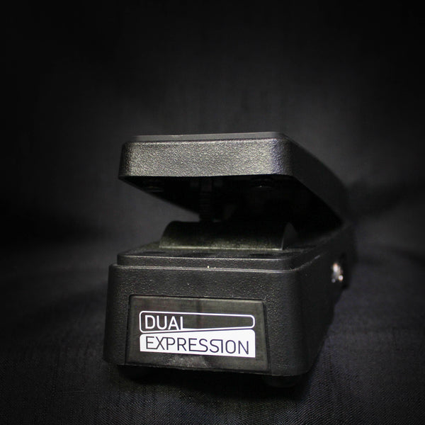 Used Electro Harmonix Dual Expression Pedal 032920