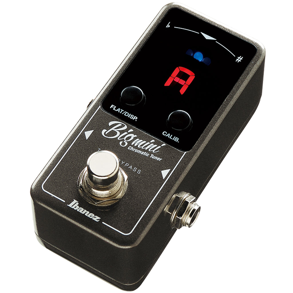 Ibanez Big Mini Chromatic Tuner Pedal