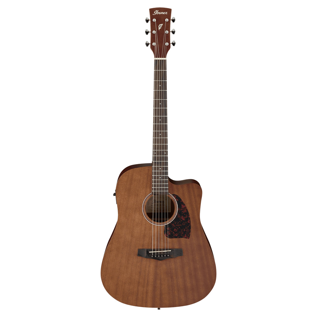 Ibanez PF12MHCE Cutaway Acoustic Guitar - OPN Open Pore Natural