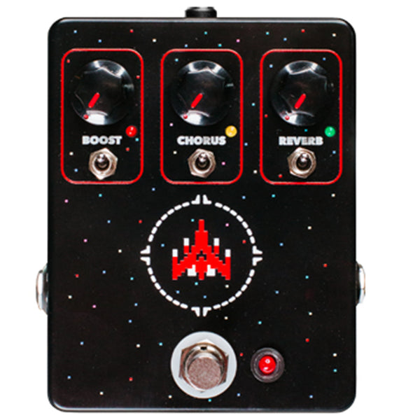 JHS Space Commander Boost / Chorus / Reverb Pedal