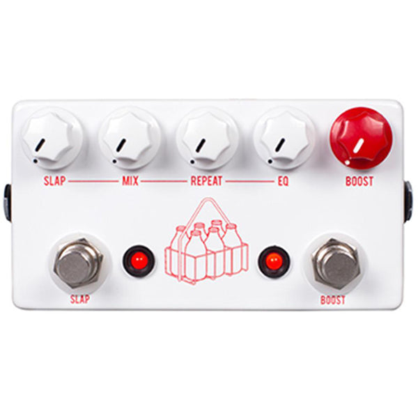JHS The Milkman Slap Delay and Boost Pedal
