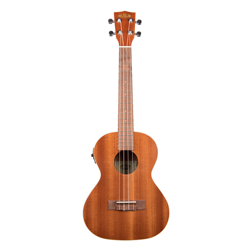 Kala Satin Mahogany Tenor Acoustic-Electric Ukulele w/ EQ