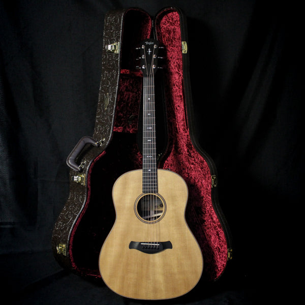 Taylor Builder's Edition 717e Left Handed Grand Pacific w/ Western Floral Case - Rosewood