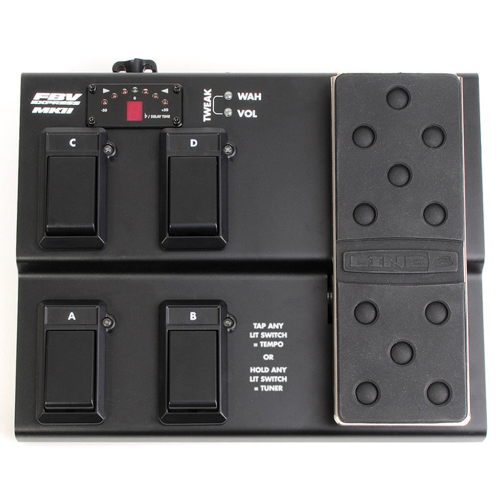 Line 6 FBV-ME Express MKII Floor Pedal Controller