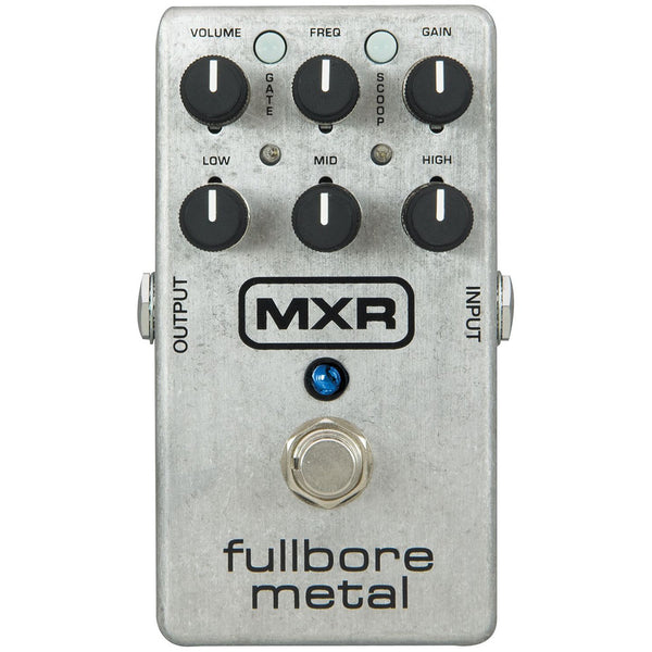 MXR M116 Fullborne Metal Distortion Pedal
