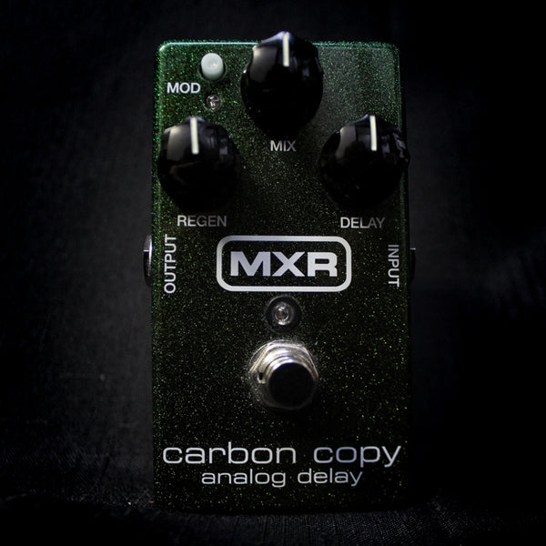 Used MXR Carbon Copy Analog Delay Pedal 100819