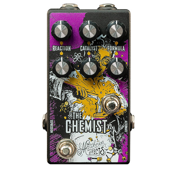 Matthews Effects The Chemist - Octave / Chorus / Phaser Pedal