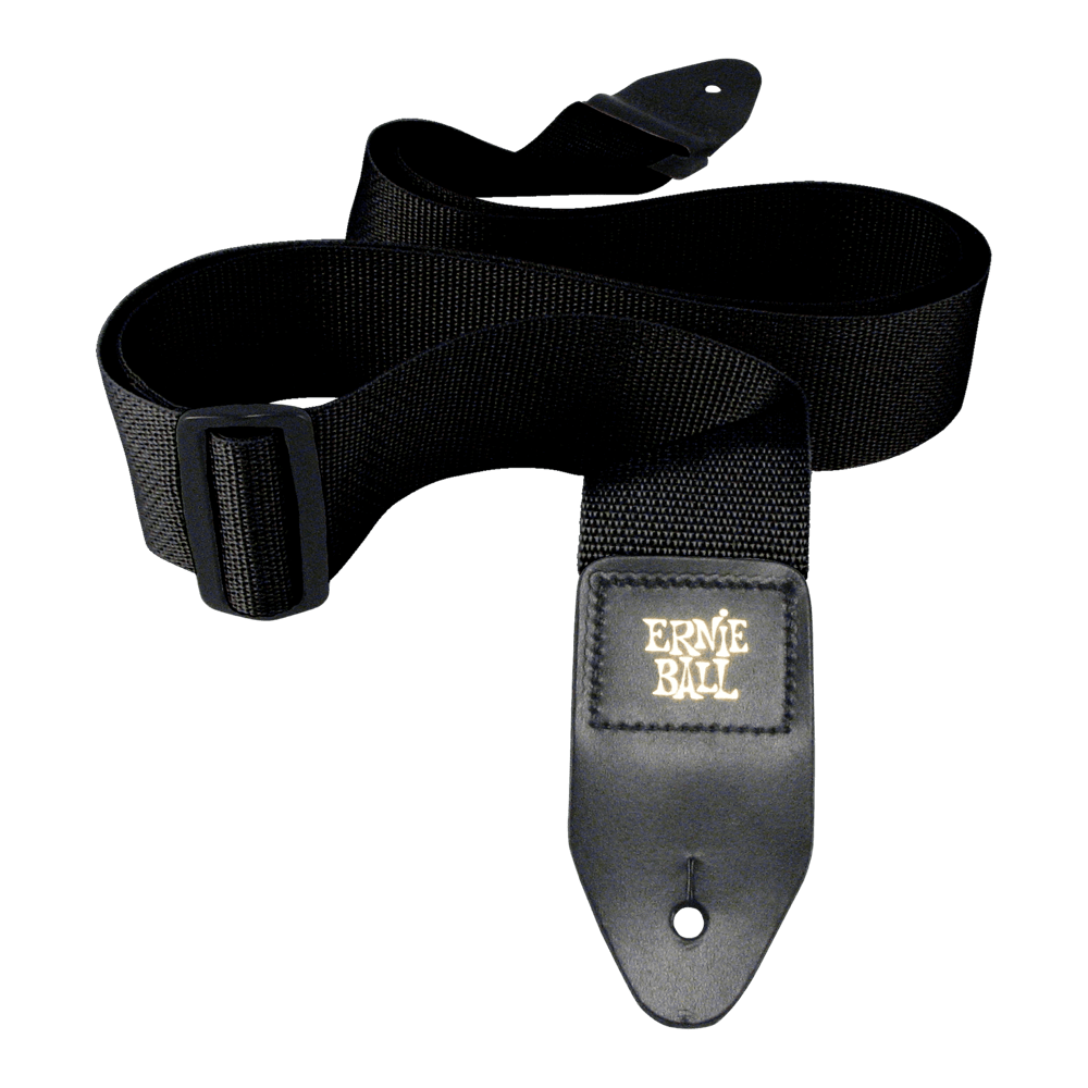 Ernie Ball Polypro Guitar Strap - Black